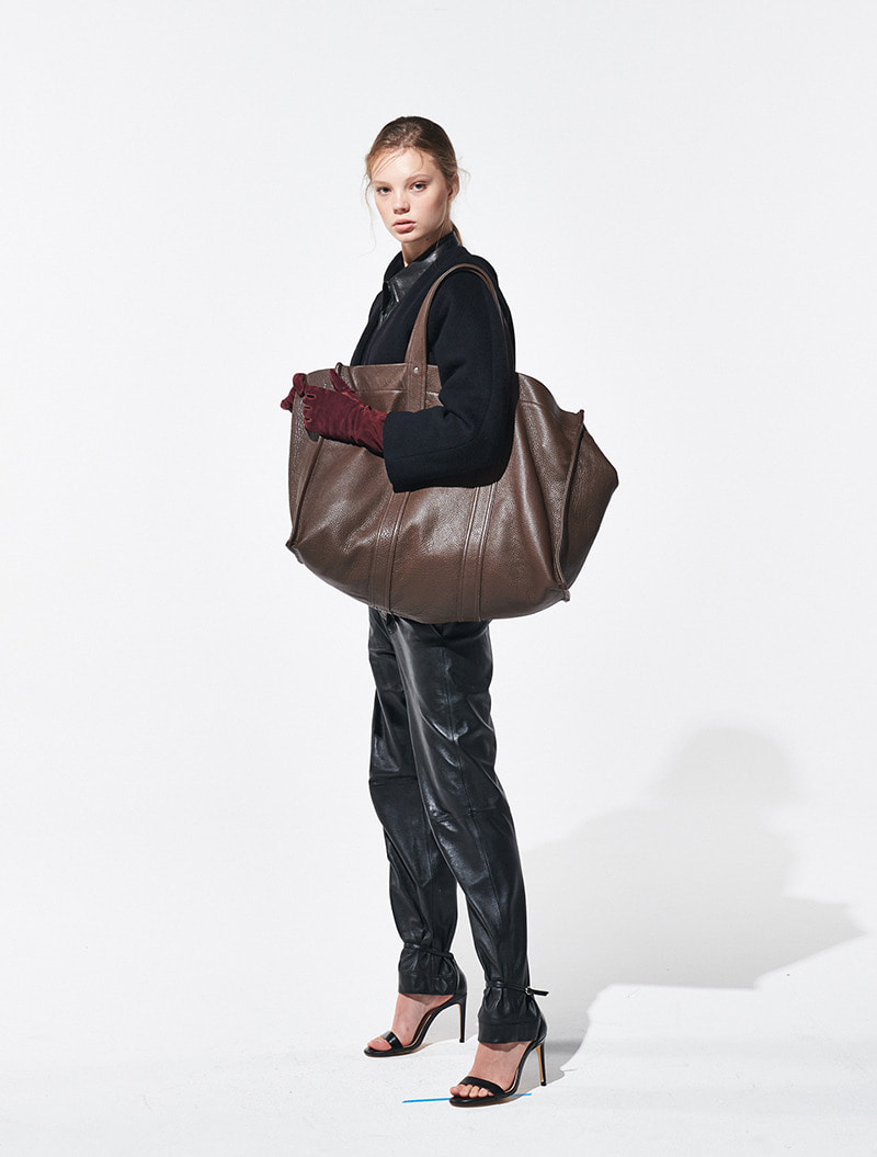 WEEKEND CHOCOLATE [ALL LEATHER]
