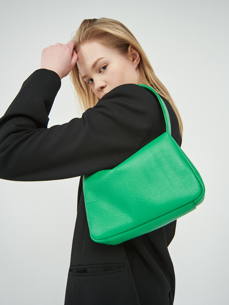 PANINI GREEN [ALL LEATHER]