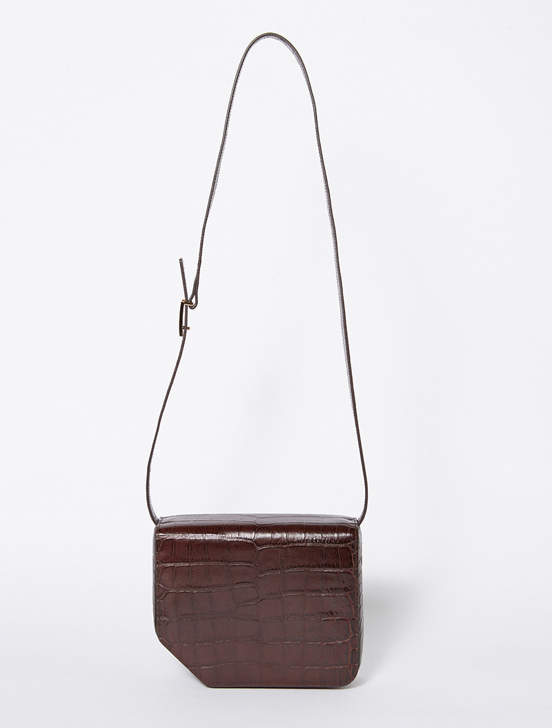 JANE SATCHEL BAG BROWN