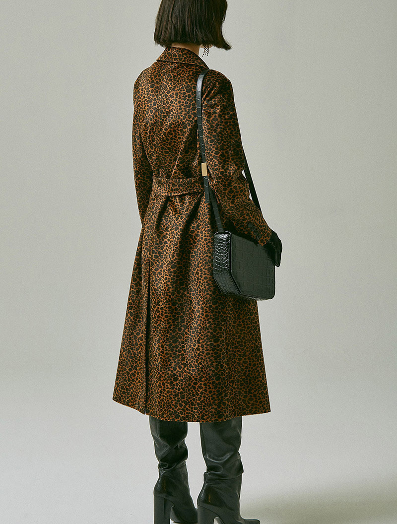 LONG DOUBLE COAT LEOPARD
